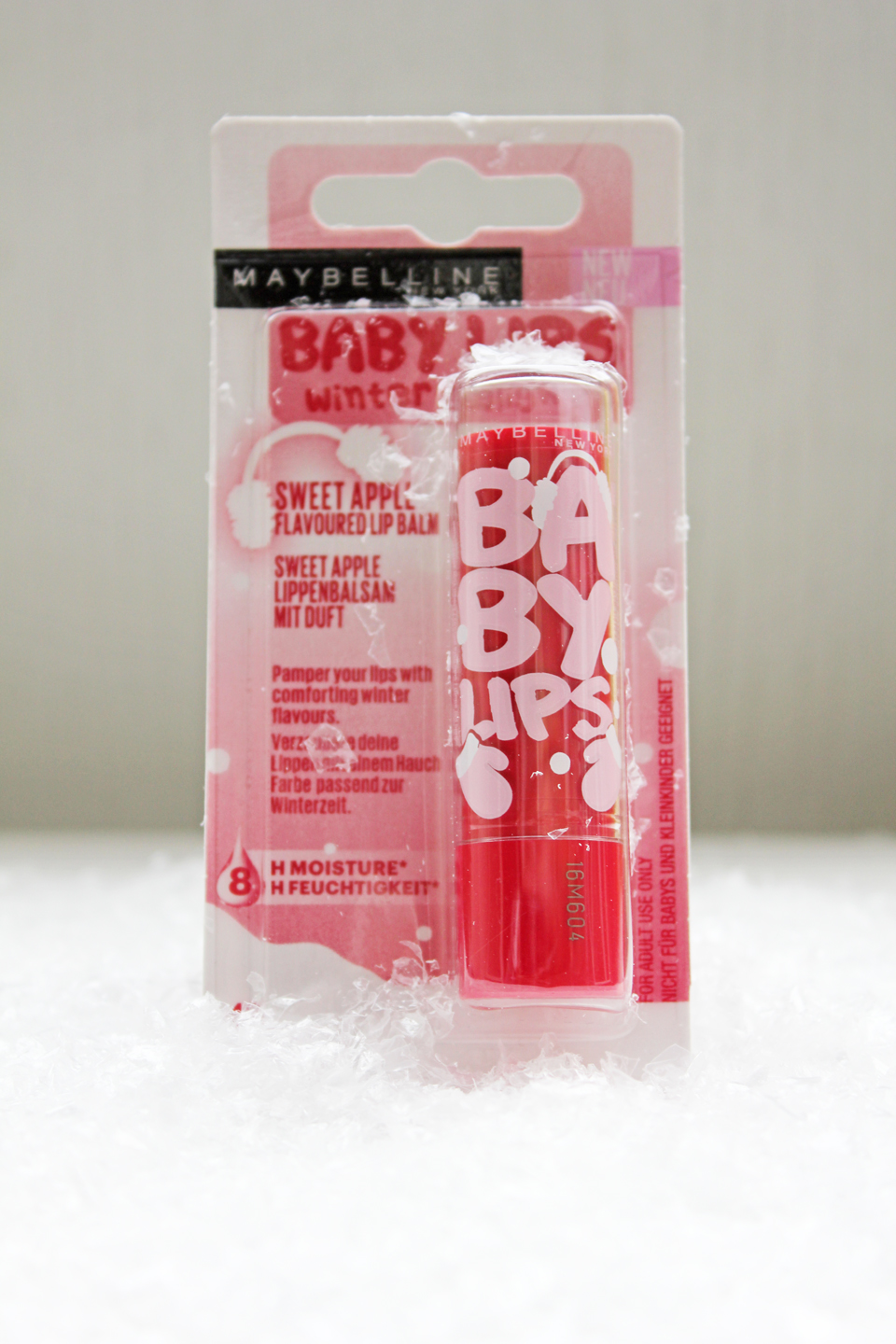 Baby Lips Winter Delight 1