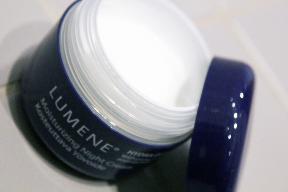 Hemmaspa Lumene Moisturizing Night Cream