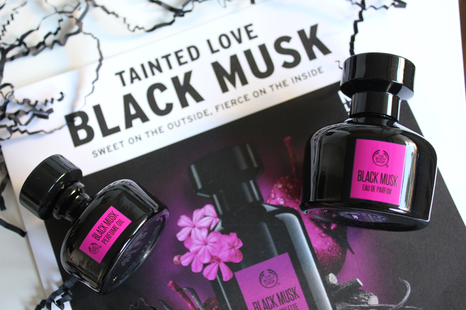 The Body Shop Black Musk 5