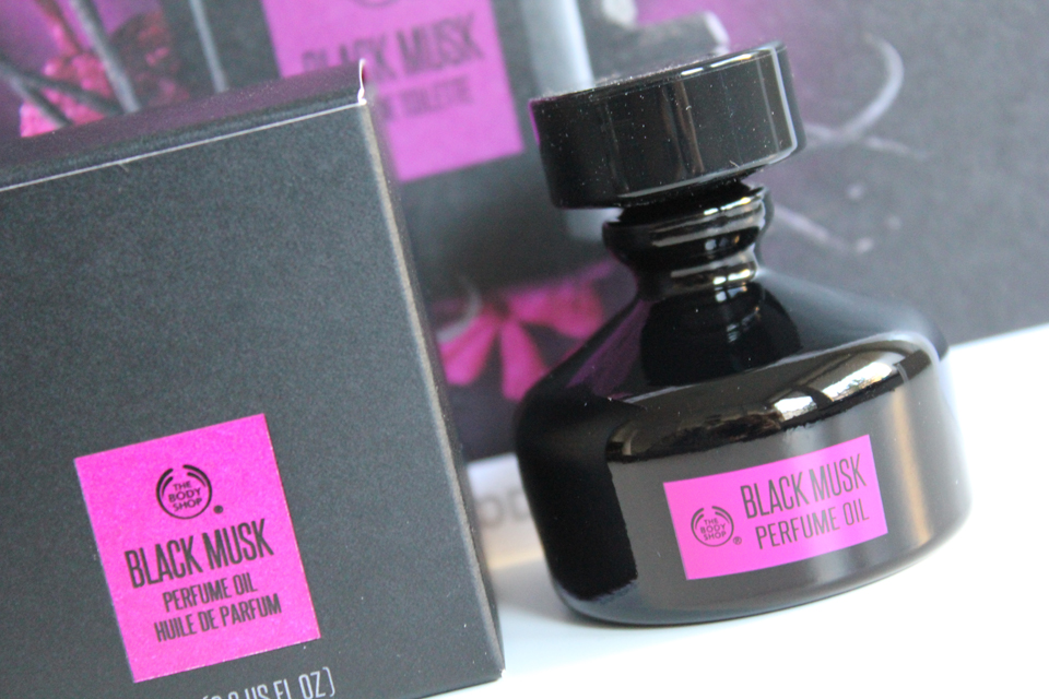 The Body Shop Black Musk Perfume Oil 2