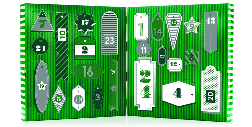 The Body Shop Deluxe Advent Calendar