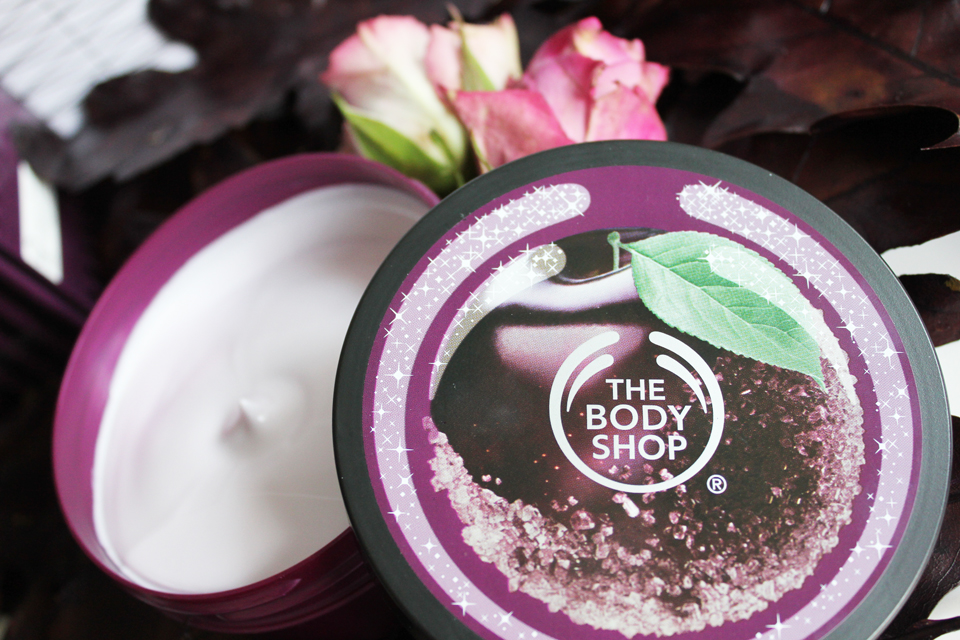 The Body Shop Frosted Plum Body Butter 1