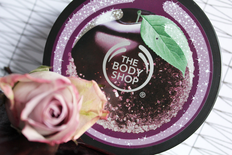 The Body Shop Frosted Plum Body Butter 2