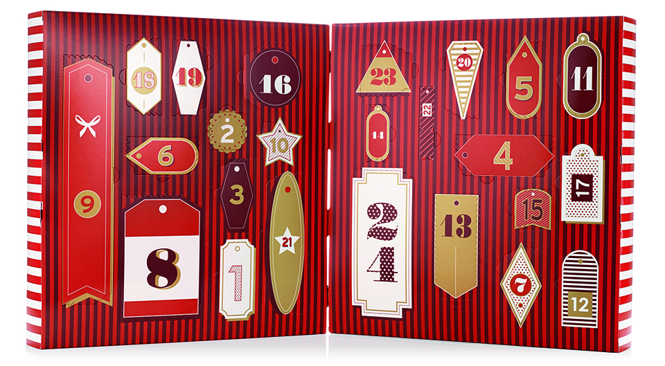 The Body Shop Luxury Advent Calendar