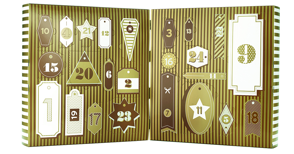 The Body Shop Ultimare Advent Calendar