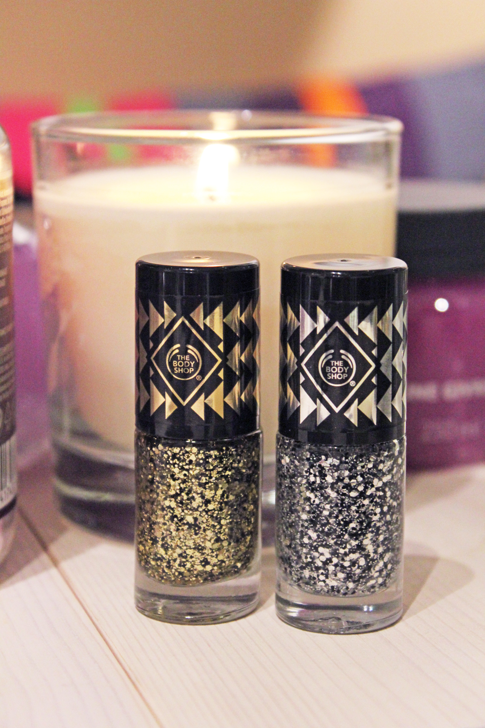 The Body Shop Winter Trend Nailpolish