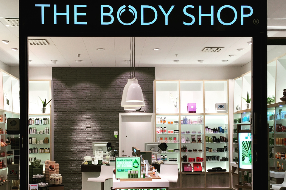 The Body Shop expanderar