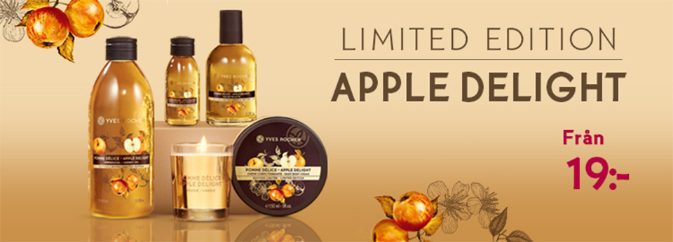 Yves Rocher Apple Delight