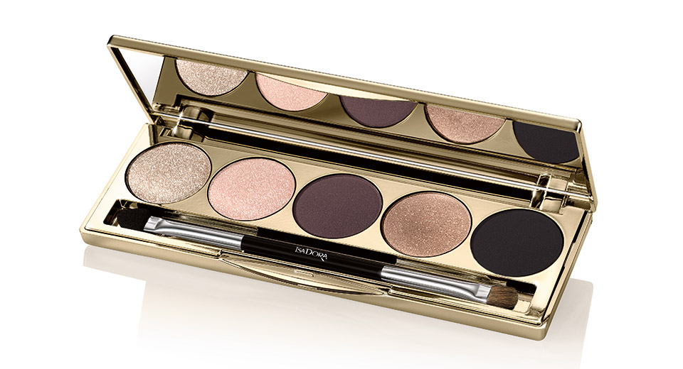 Isadora-Golden-Edition-Eyeshadow-Palette