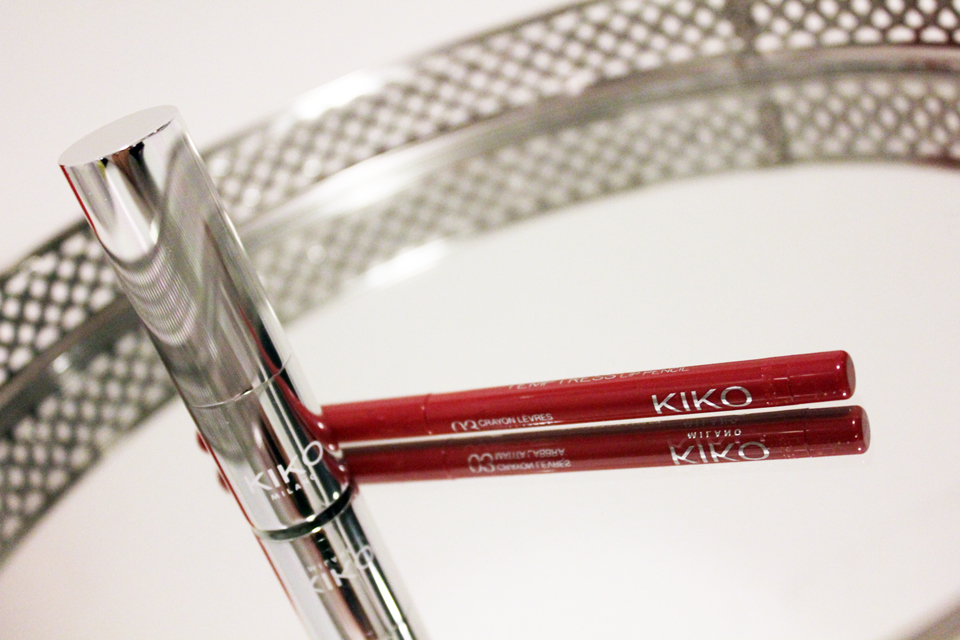 Kiko Lip Set