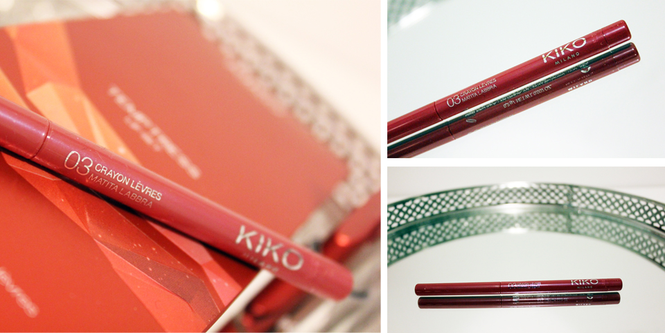 Kiko Temptress Lip Pencil