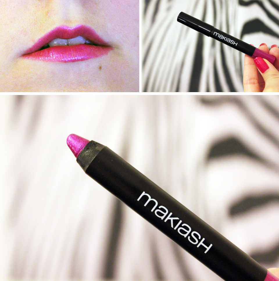Makiash Lipcolor Pen Shiny Purple