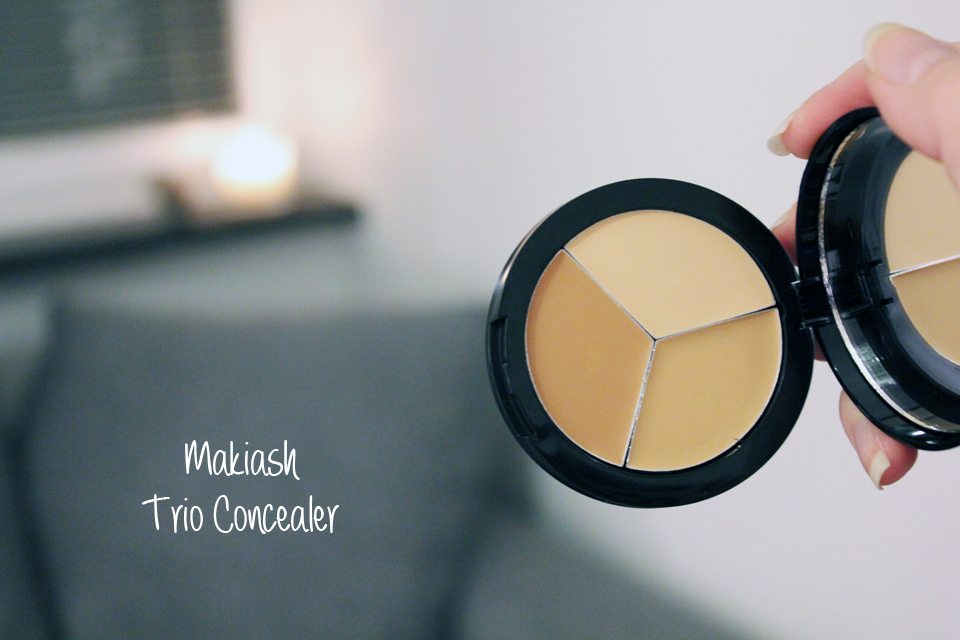 Makiash Trio Concealer