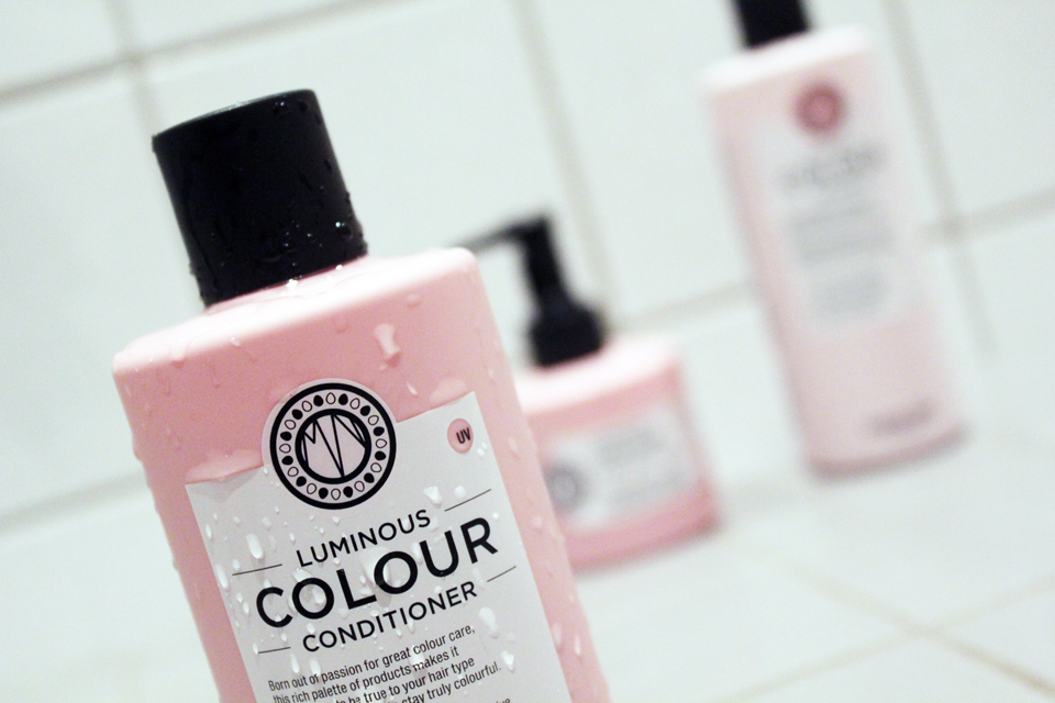 Maria Nila Luminous Color Conditioner