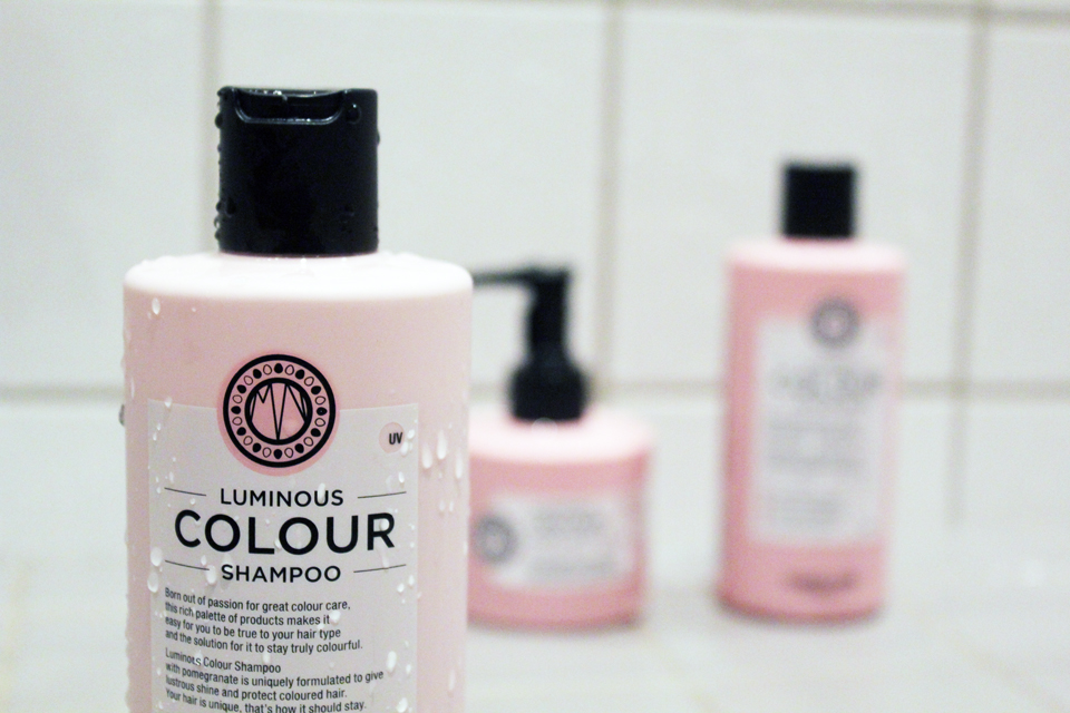 Maria Nila Luminous Color Shampoo