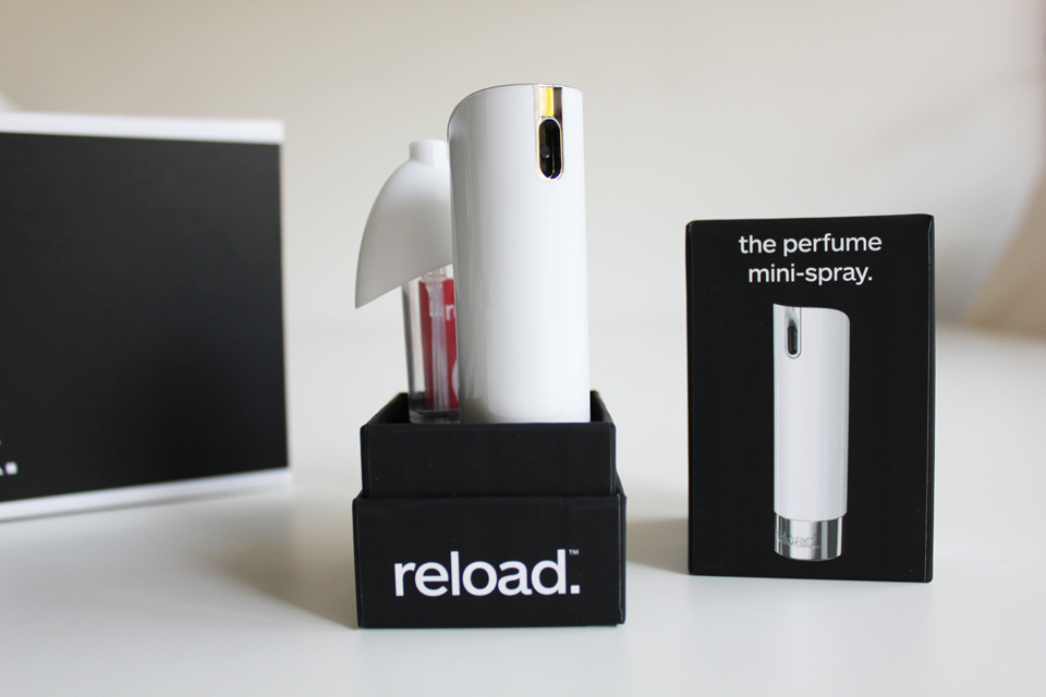 Reload Perfume Mini-Spray