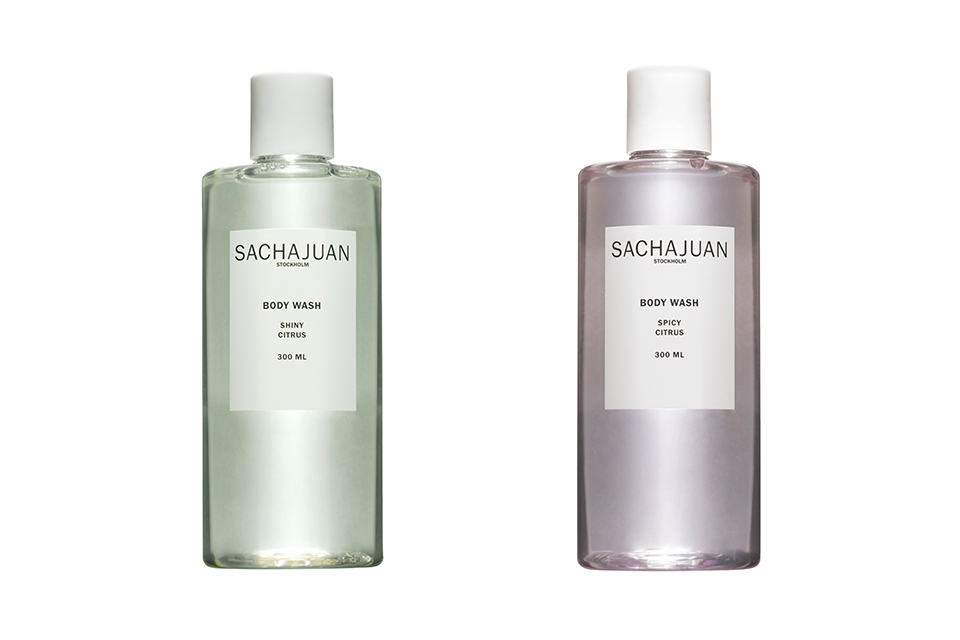 SachaJuan Body Wash