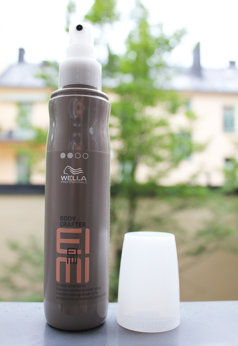 Wella Eimi Body Crafter 3