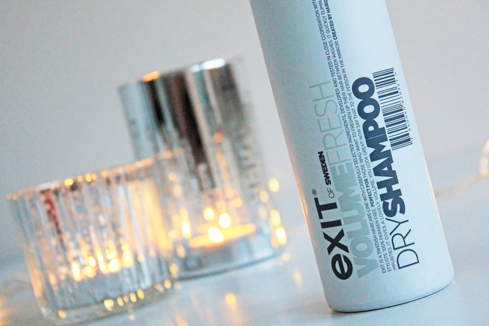 Exit Haircare Dry Shampoo
