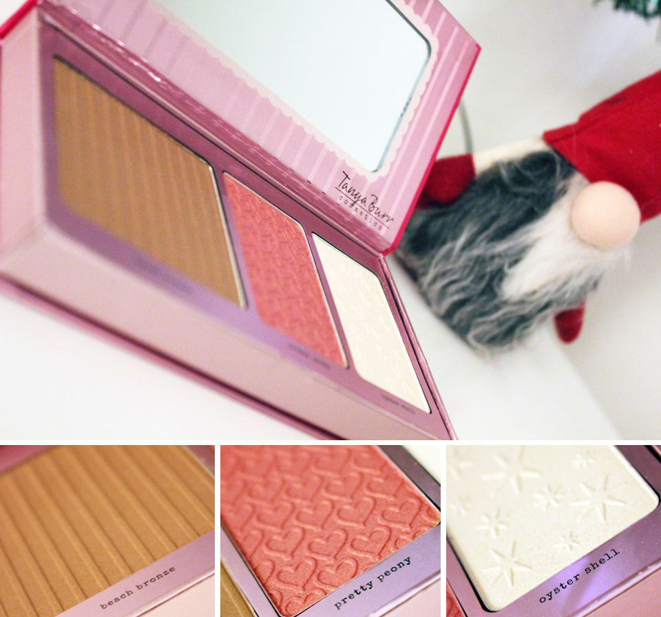 Tanya Burr Cosmetics Cheek Palette