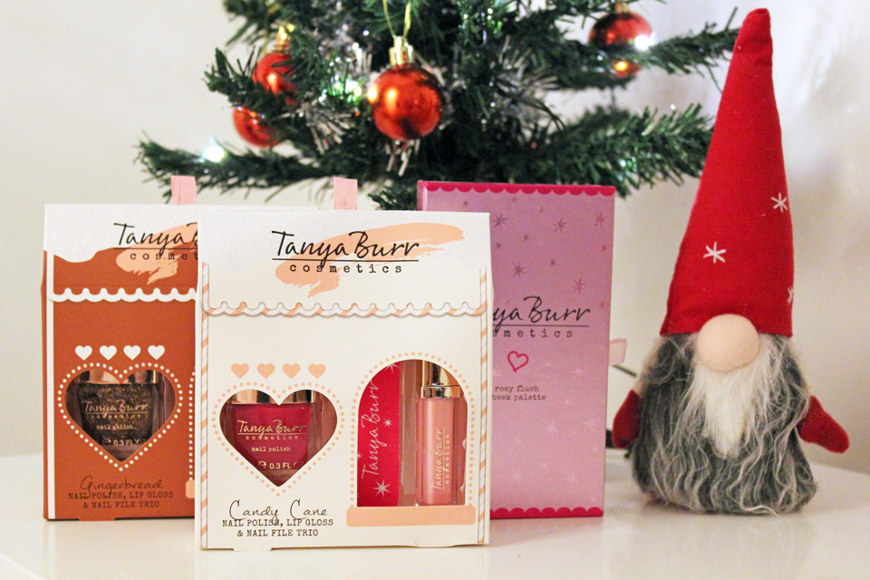 Tanya Burr Cosmetics Christmas