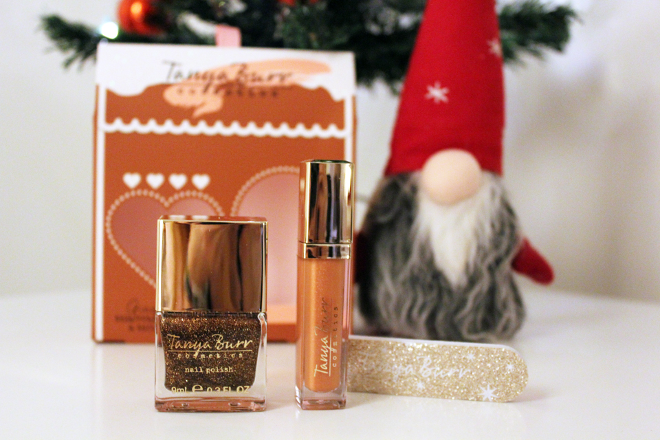 Tanya Burr Cosmetics Gingerbread