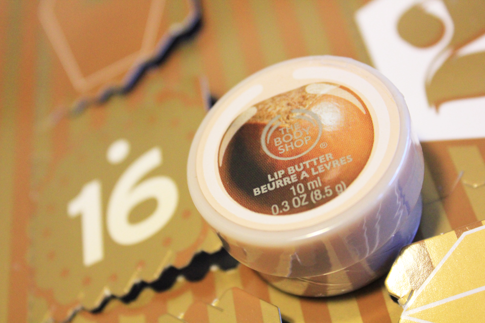 The Body Shop Shea Lip Butter