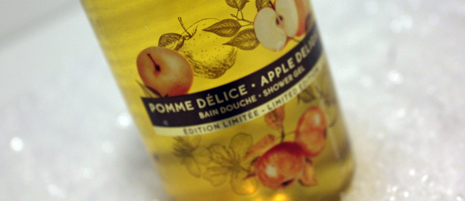 Yves Rocher Apple Delight Shower Gel