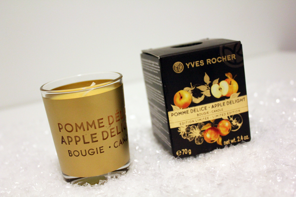 Yves Rocher Apple Delight doftljus