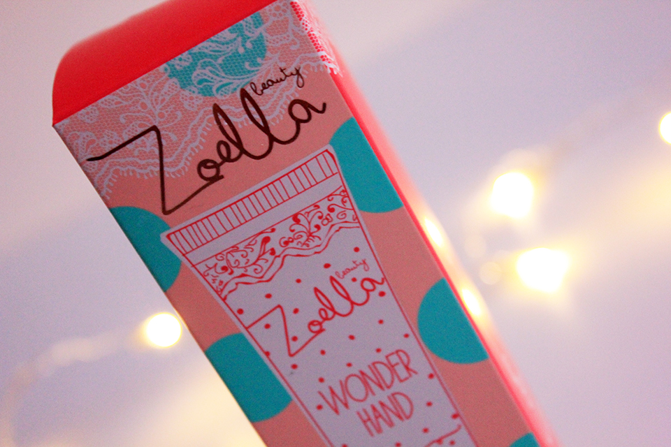 Zoella Wonder Hand Hand Cream