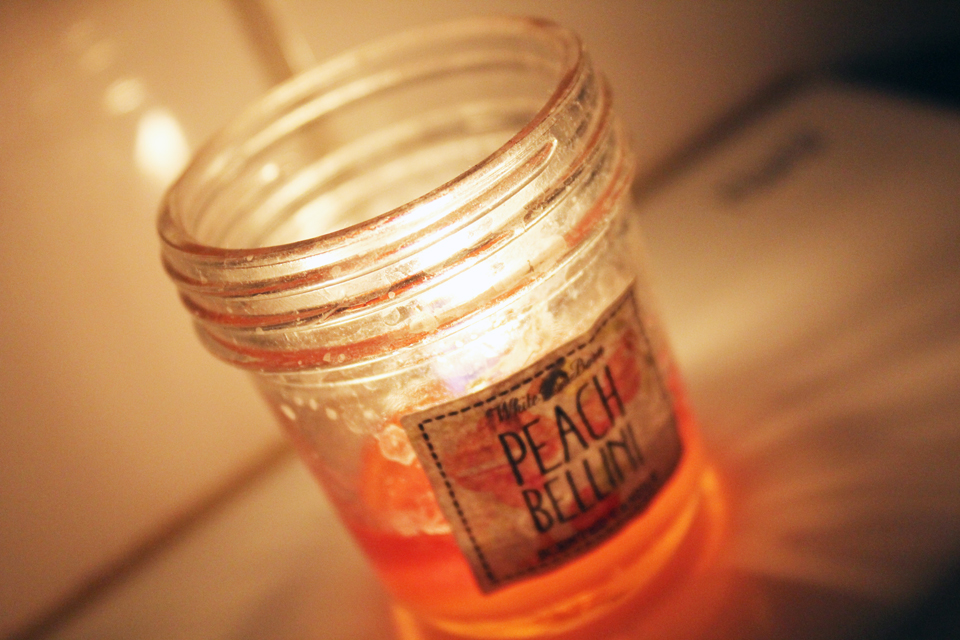 Bath & Body Works Peach Bellini