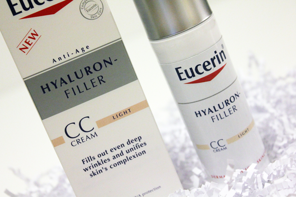 Eucerin Hyaluron-Filler CC-cream Light