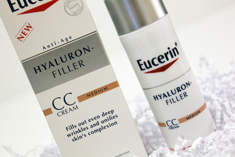 Eucerin Hyaluron-Filler CC-cream Medium