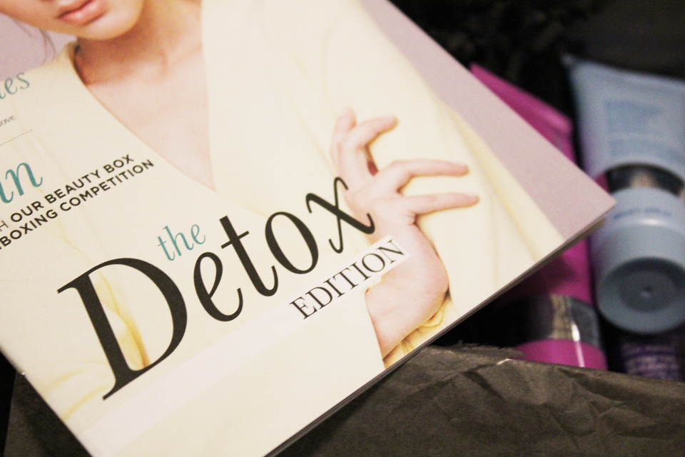 Lookfantastic Detox