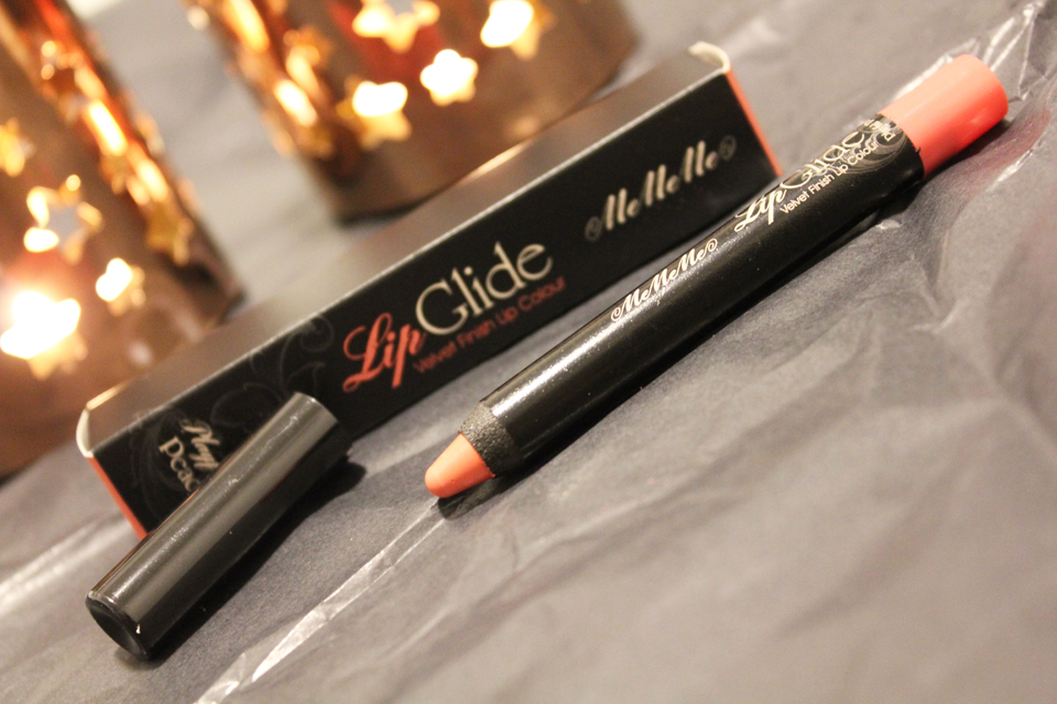 MeMeMe Lip Glide Playful Peach