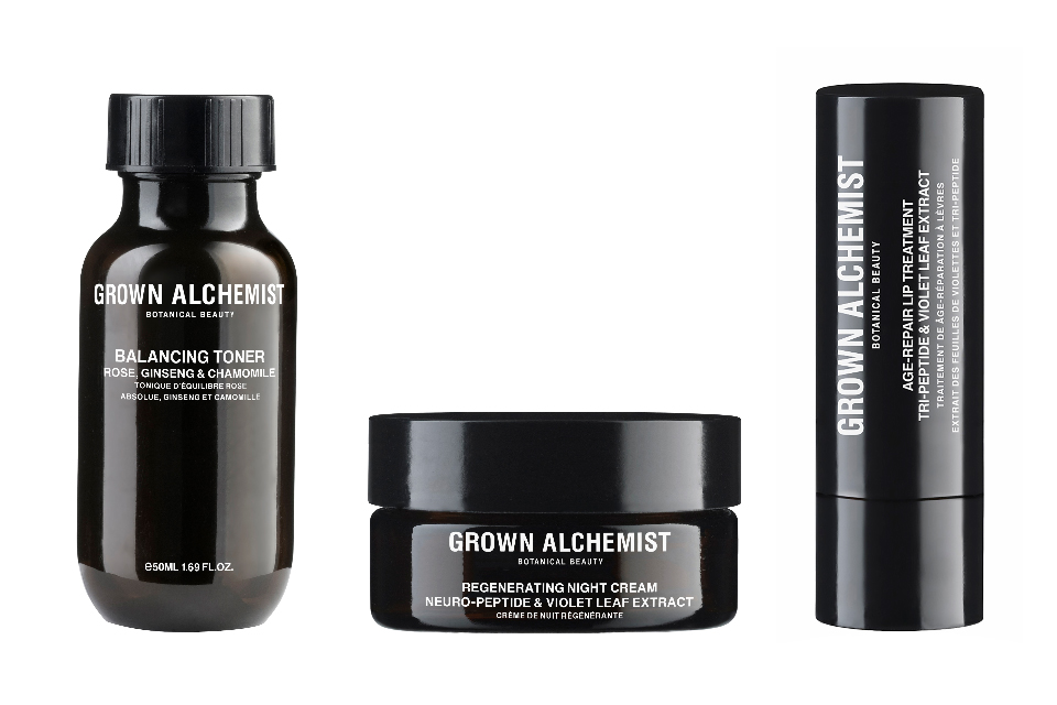 Grown Alchemist Skin Products