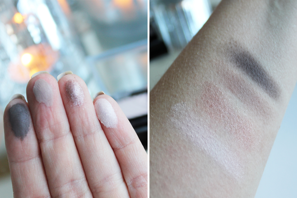 Max Factor Smokey Eye Drama Kit Swatches