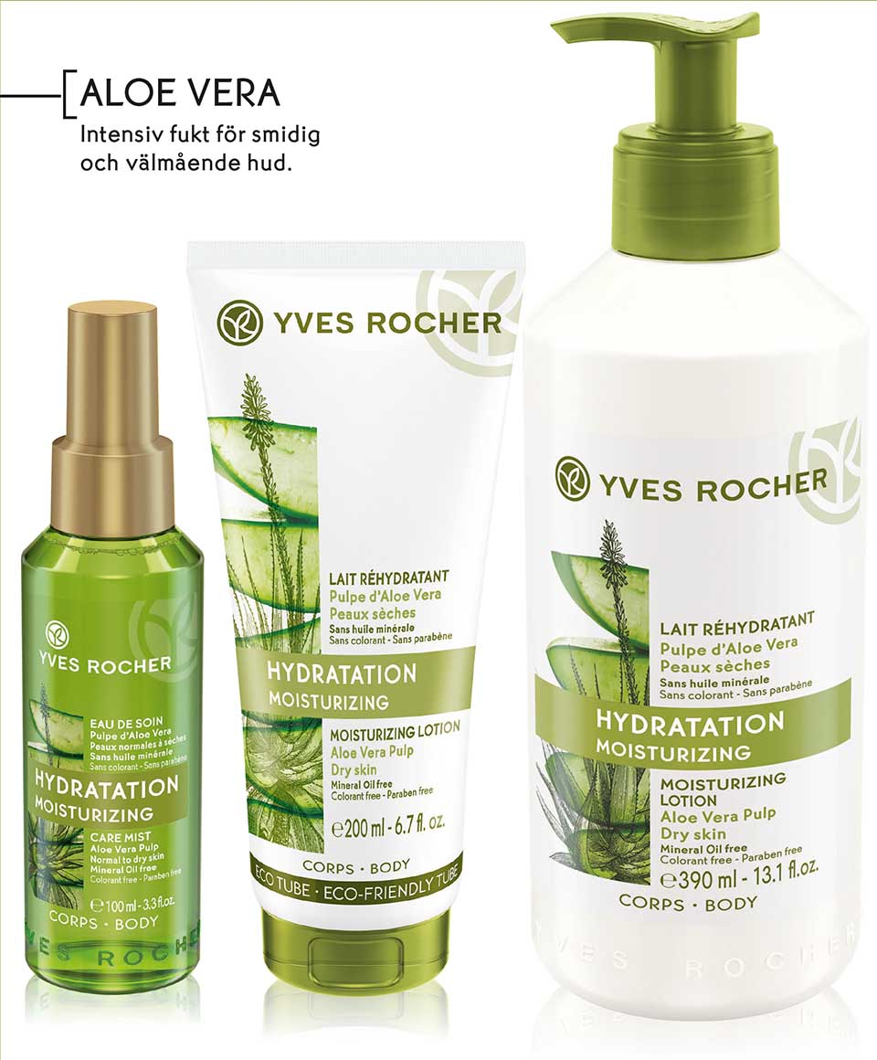 Yves Rocher Botanical Expertise Body - Aloe Vera