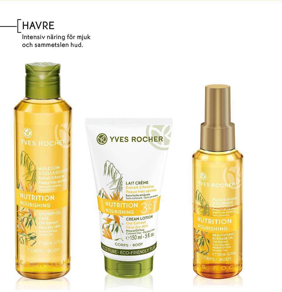 Yves Rocher Botanical Expertise Body - Havre