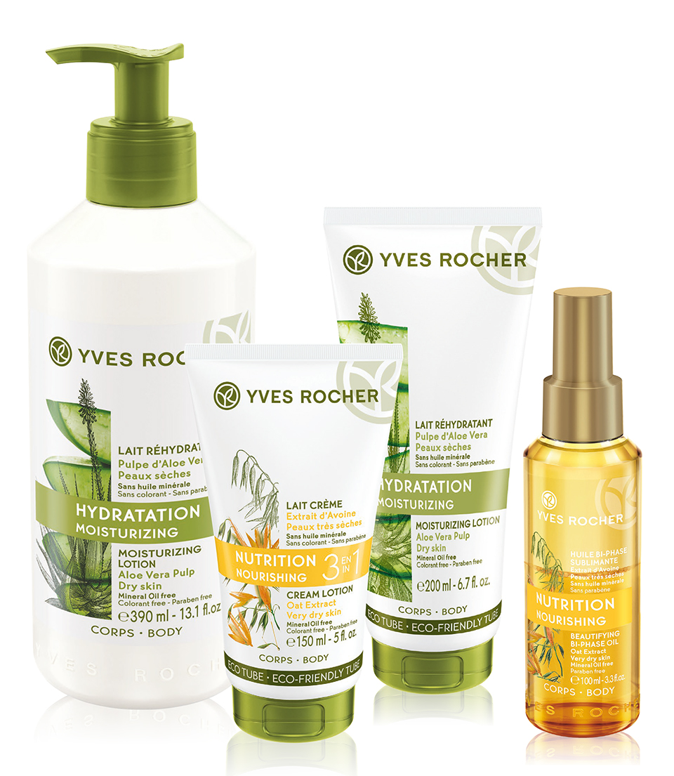 Yves Rocher Botanical Expertise Body