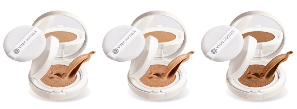 Yves Rocher Light Foundation Cushion 300-500