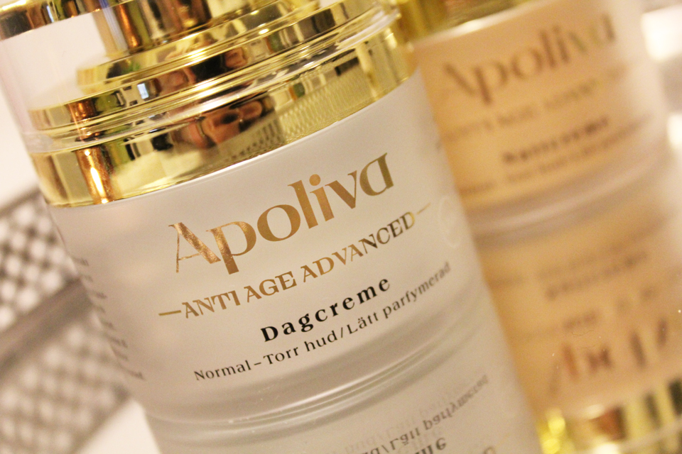 Apoliva Anti Age Advanced Dagkräm
