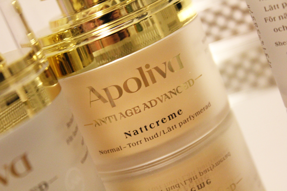 Apoliva Anti Age Advanced Natkräm