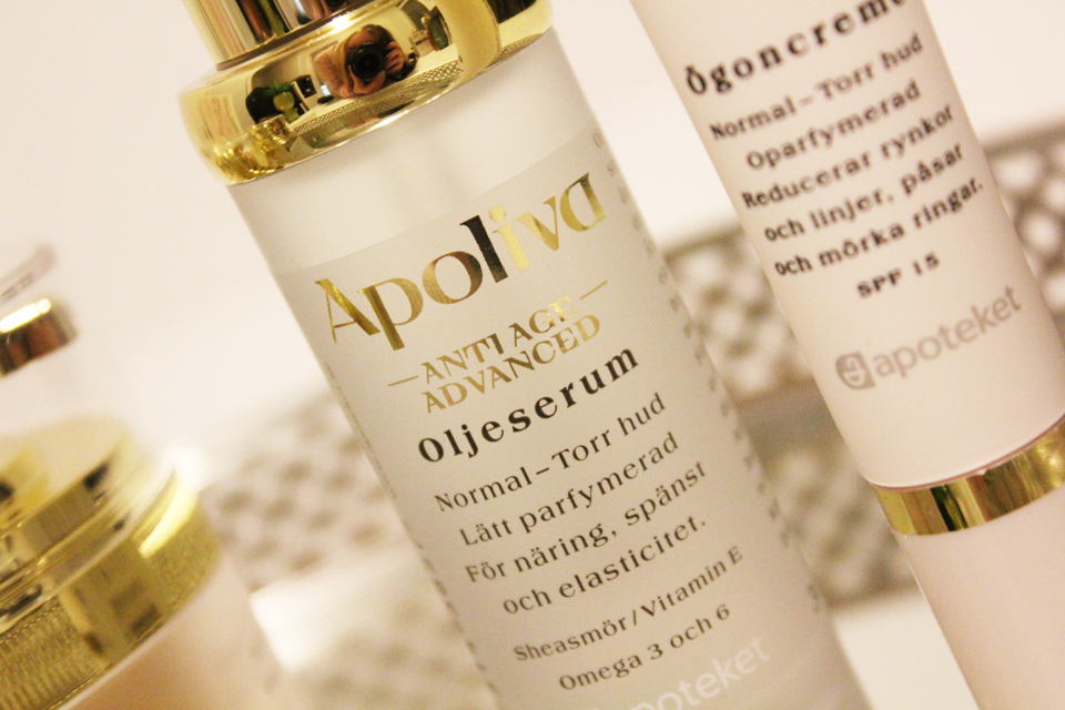 Apoliva Anti Age Advanced Oljeserum