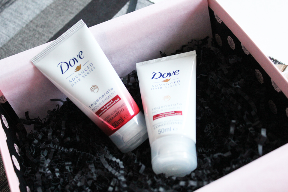 Dove Advanced Hair Series Regenerate Nourishment
