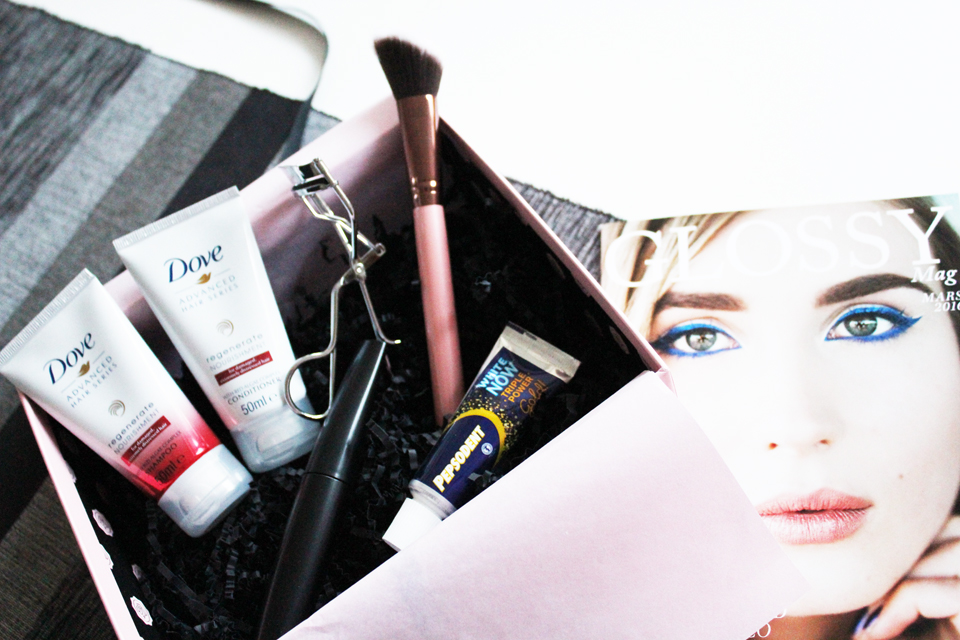 Glossybox Beauty of Opinion