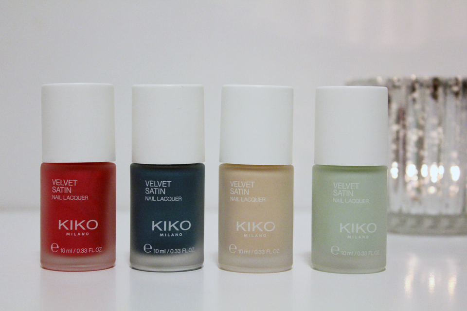 Kiko Matt Nails