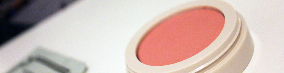 Lovely Natural Beauty Blusher Closeup
