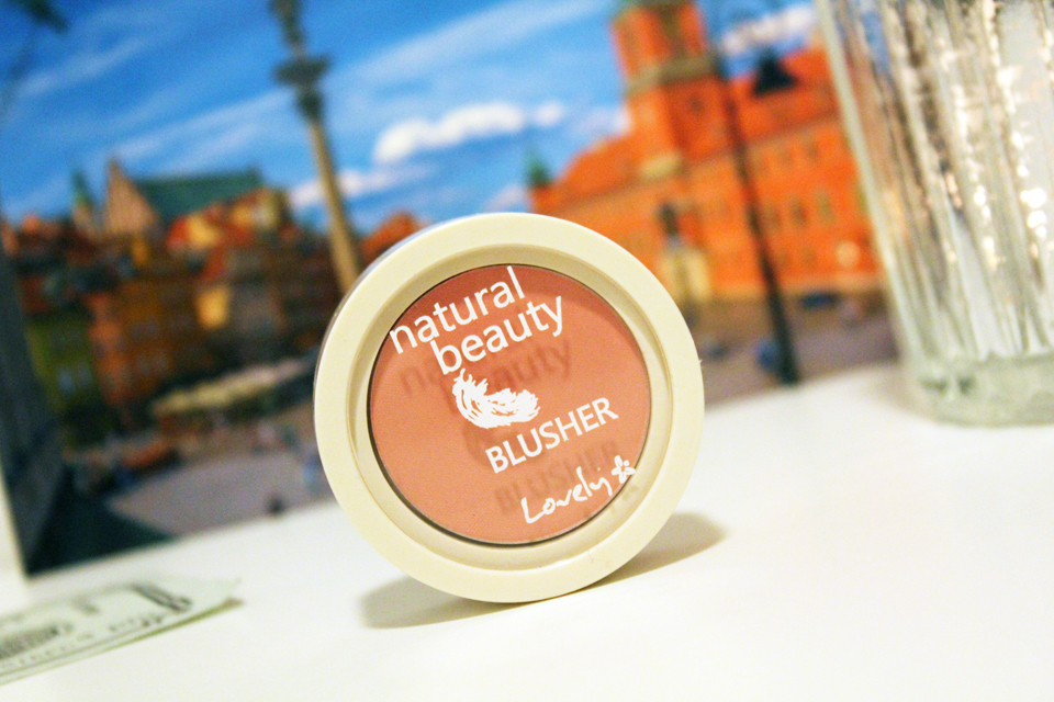 Lovely Natural Beauty Blusher