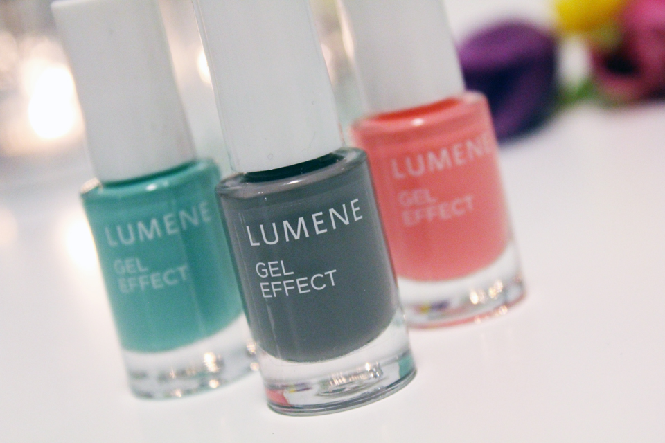 Lumene Gel Effect Nails